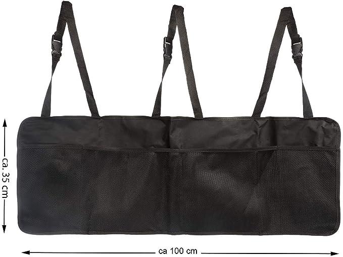 Goods Gadgets Kofferraum Organizer Universelle Kofferraumtasche Faltbar Autotasche Werkzeugtasche Küche Haushalt