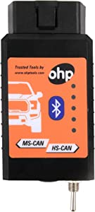 OHP Bluetooth FORScan OBD2 Adapter