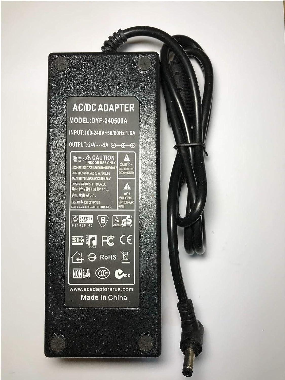Fuente de alimentación para televisor LCD Philips Matchline 23PF9945 de 24 V, 5 A, 5000 mAh, CC: Amazon.es: Electrónica