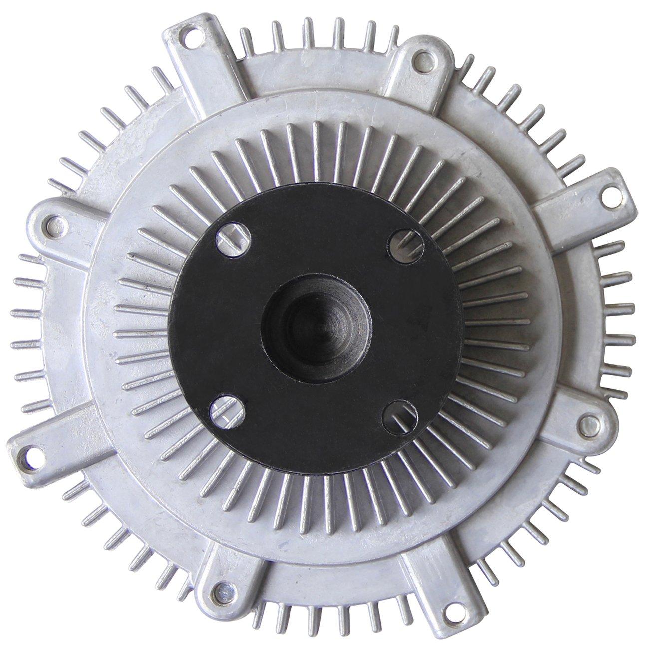 TOPAZ 6200 Engine Cooling Fan Clutch for 95-01 Kia Sportage 2.0L-L4