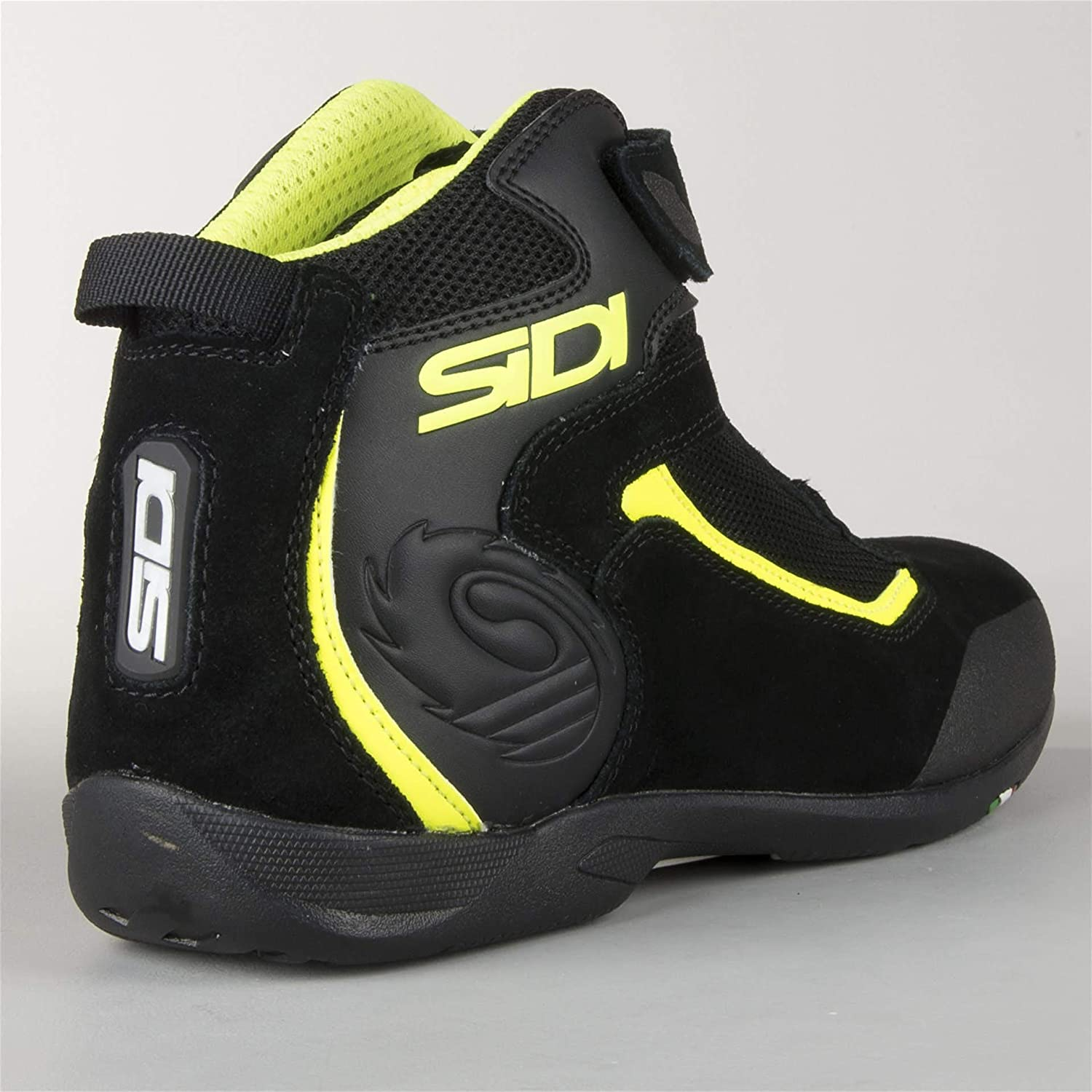 Sidi Gas Motorcycle Boot Grey//Pink Size 43