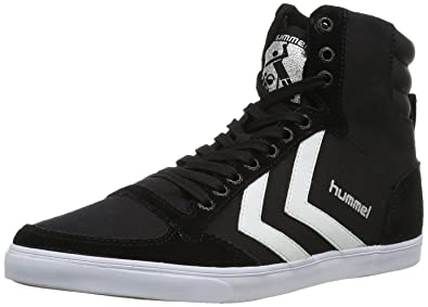 finest selection 31847 ee1a4 Hummel Slimmer Stadil Canvas, Unisex Adults' Hi-Top Sneakers