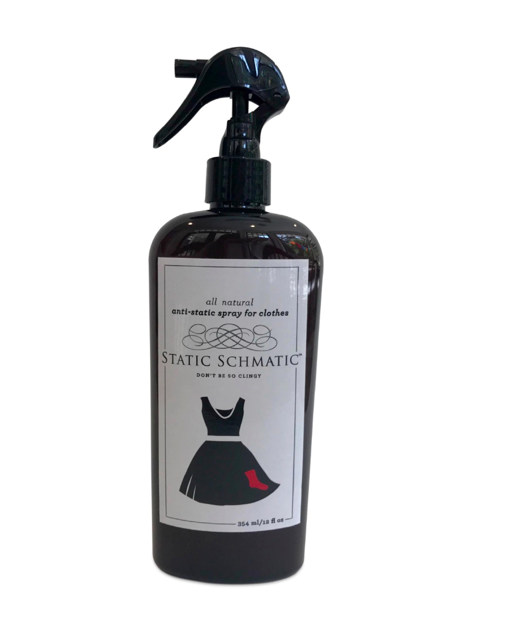 Static Schmatic for Clothes - Laundry Size