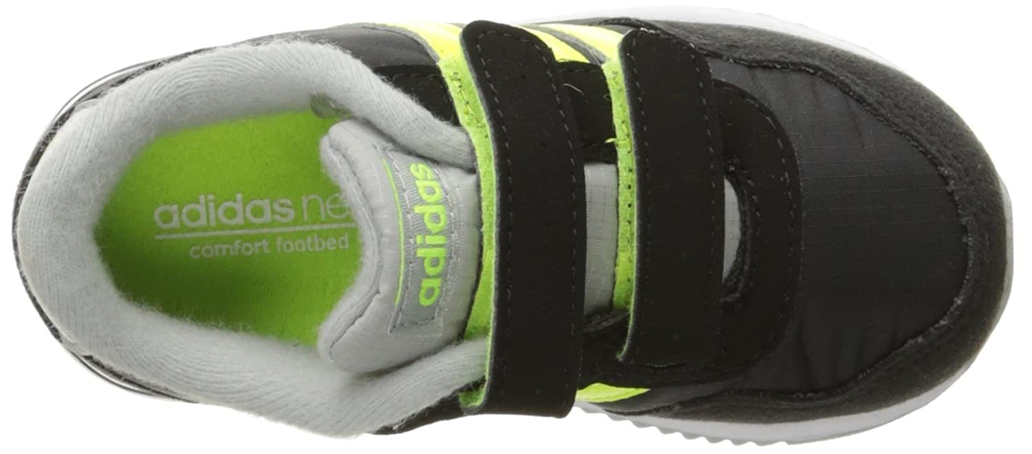 adidas runneo v jog boys' infant & toddler sneaker