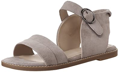 b9c2f29c9 Hush Puppies Women s Abia Chrissie Vl Flat Sandal Light Taupe Suede 5 M US.  Roll over image to zoom in