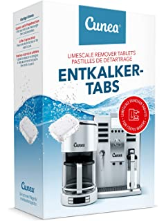 Cunea entkalke rtabs entkalke rtabs para máquinas de café automáticas Café y hervidor de agua 55