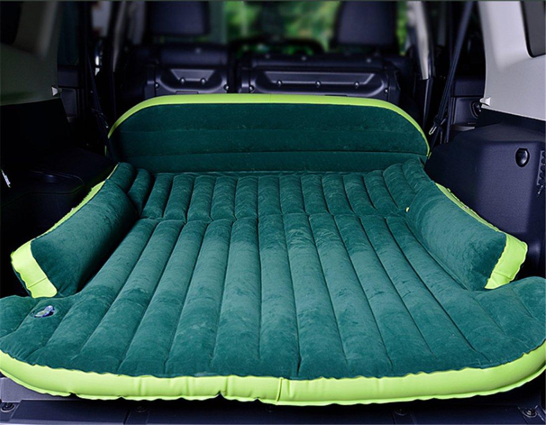 Yeying123 Auto-Reise-Bett SUV Hinteres Auto-Aufblasbare Matratzen-Auto-Allgemeine Selbstfahrende Reise-Matratze