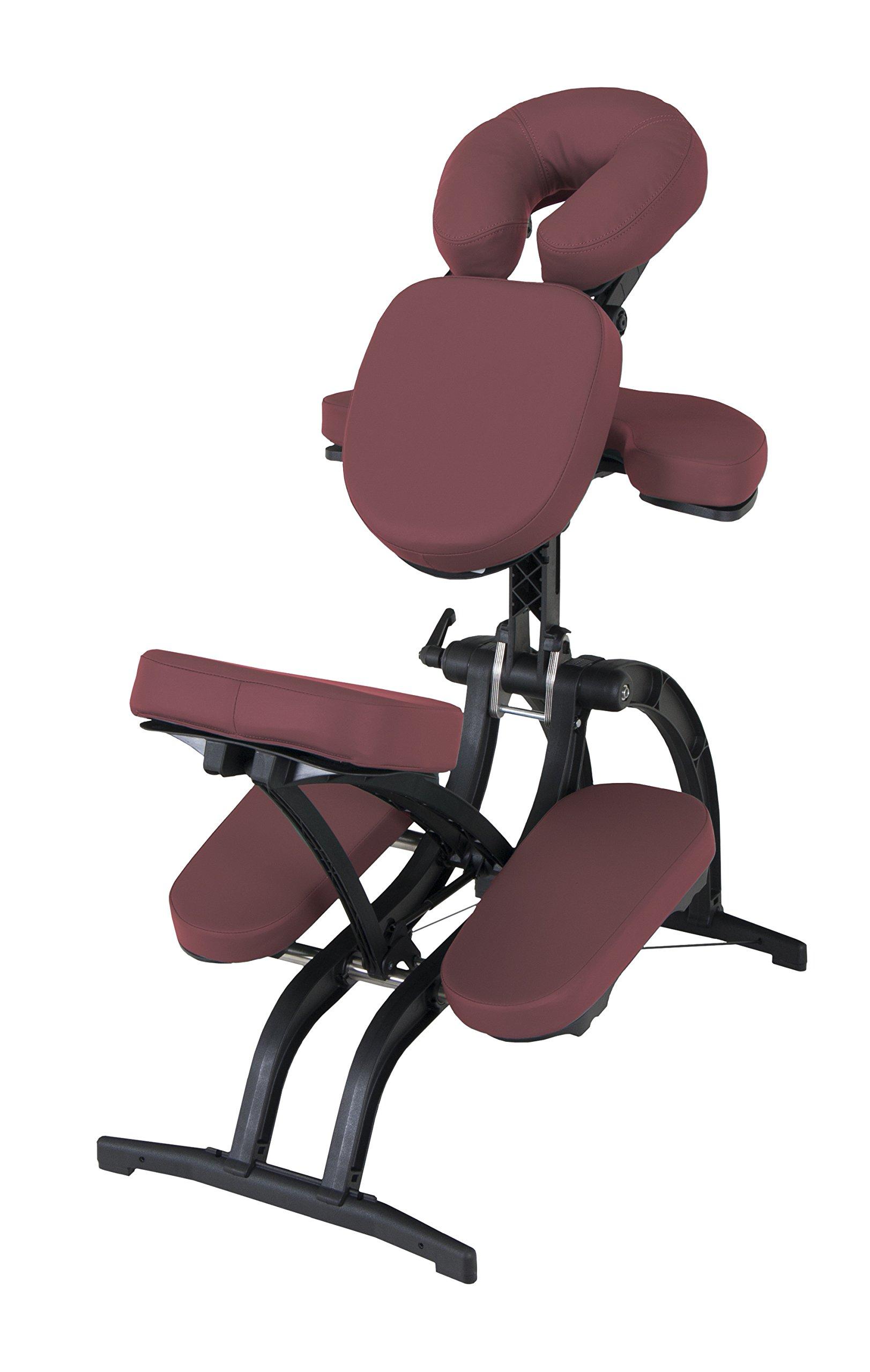 EARTHLITE Avila II Portable Massage Chair Package Folding Tattoo