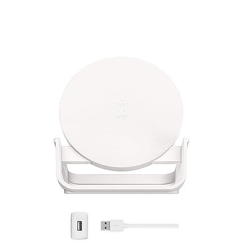 Belkin BOOST UP ワイヤレス充電器|スタンド ホワイト