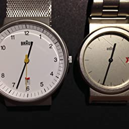 Amazon Co Jp Braun Watch ブラウンウォッチ 腕時計 Bnh0032whslmhg メンズ 正規輸入品 腕時計