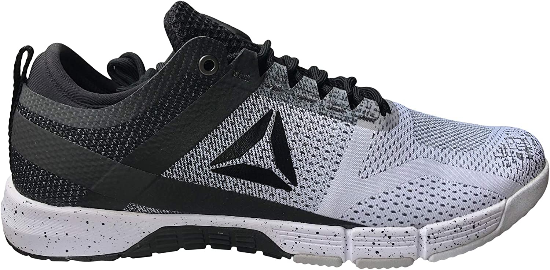 Reebok Women's Crossfit Grace TR Cross Training Shoe, Black/White/Cold Grey 2, 6.5 M US