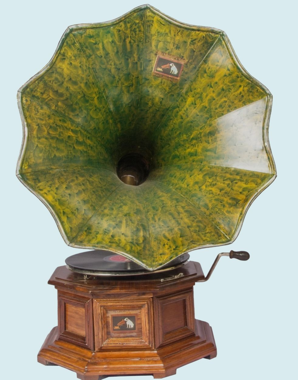 最も  骨董品世界アンティークマシンヴィンテージグリーンホーンHMV 09 90のGramaphoneの古い音楽ボックスPhonograph awusahb 09 B073SZ9JVL B073SZ9JVL, 防犯カメラ専門店 グッドアイズ:7814b104 --- mrplusfm.net