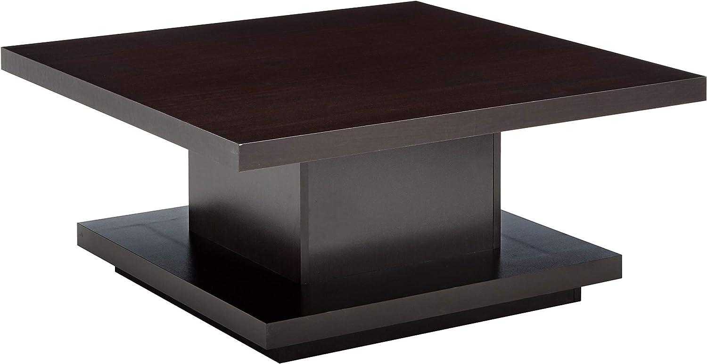 Coaster 705168-CO Coffee Table, Cappuccino