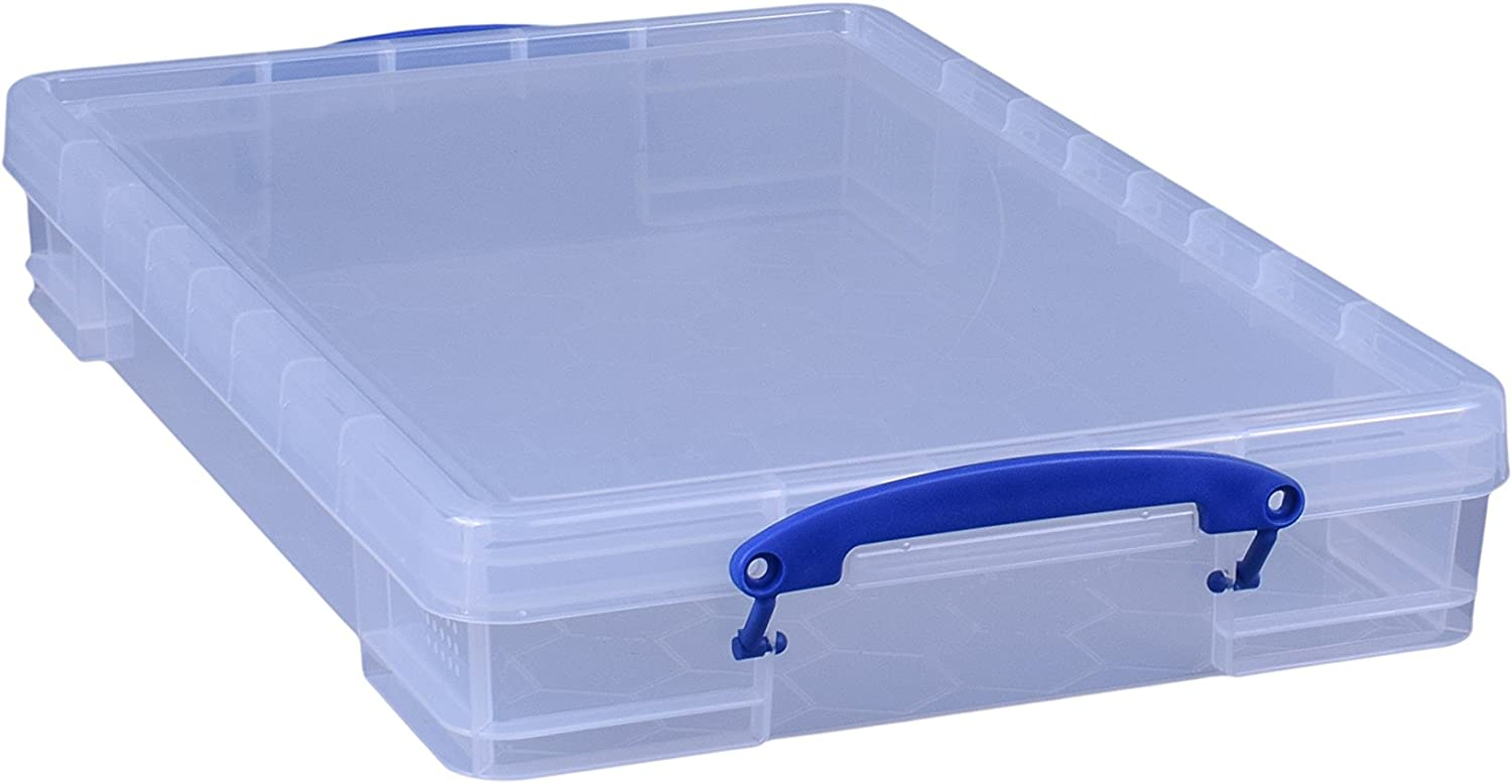 Really Useful 25% OFF Box List price 10 Clear Litre