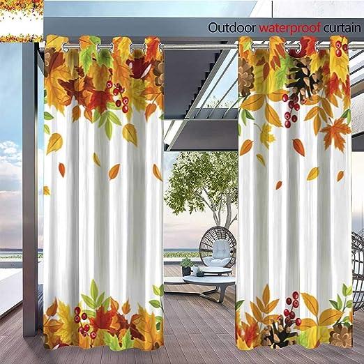 QianHe - Cortina de privacidad para Exteriores, para pérgola casera, orgánica, Pastel, Postre, Vector, ilustración 3.jpg, Aislante térmico, Repelente al Agua para balcón: Amazon.es: Jardín