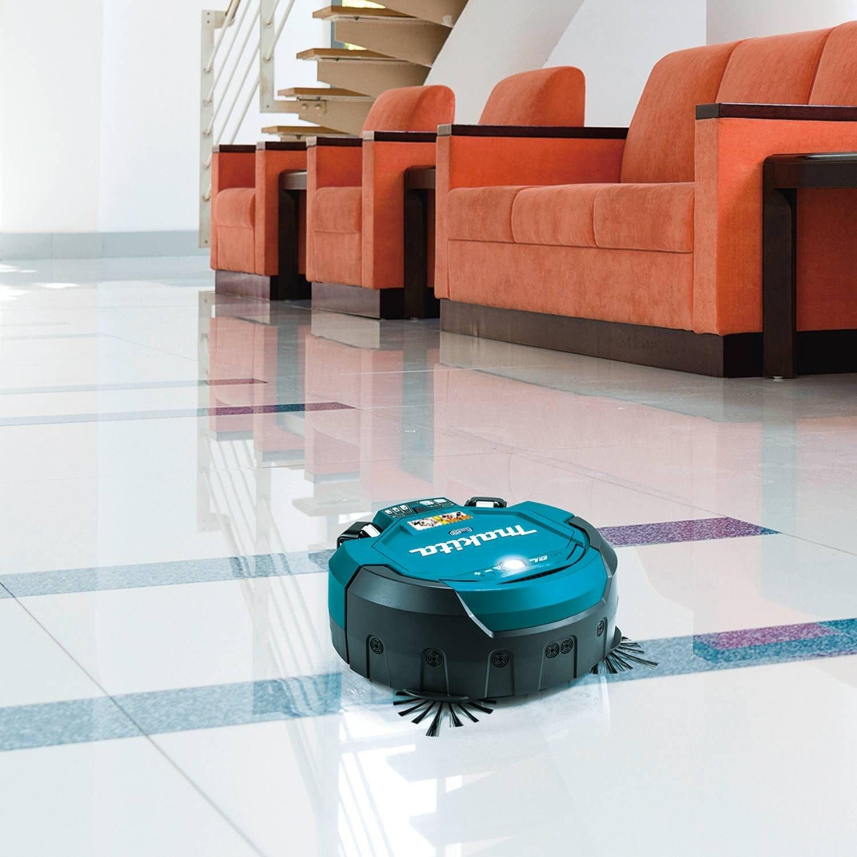 LXT Robotic Vacuum Cleaner Makita DRC200Z 18VX2 36V