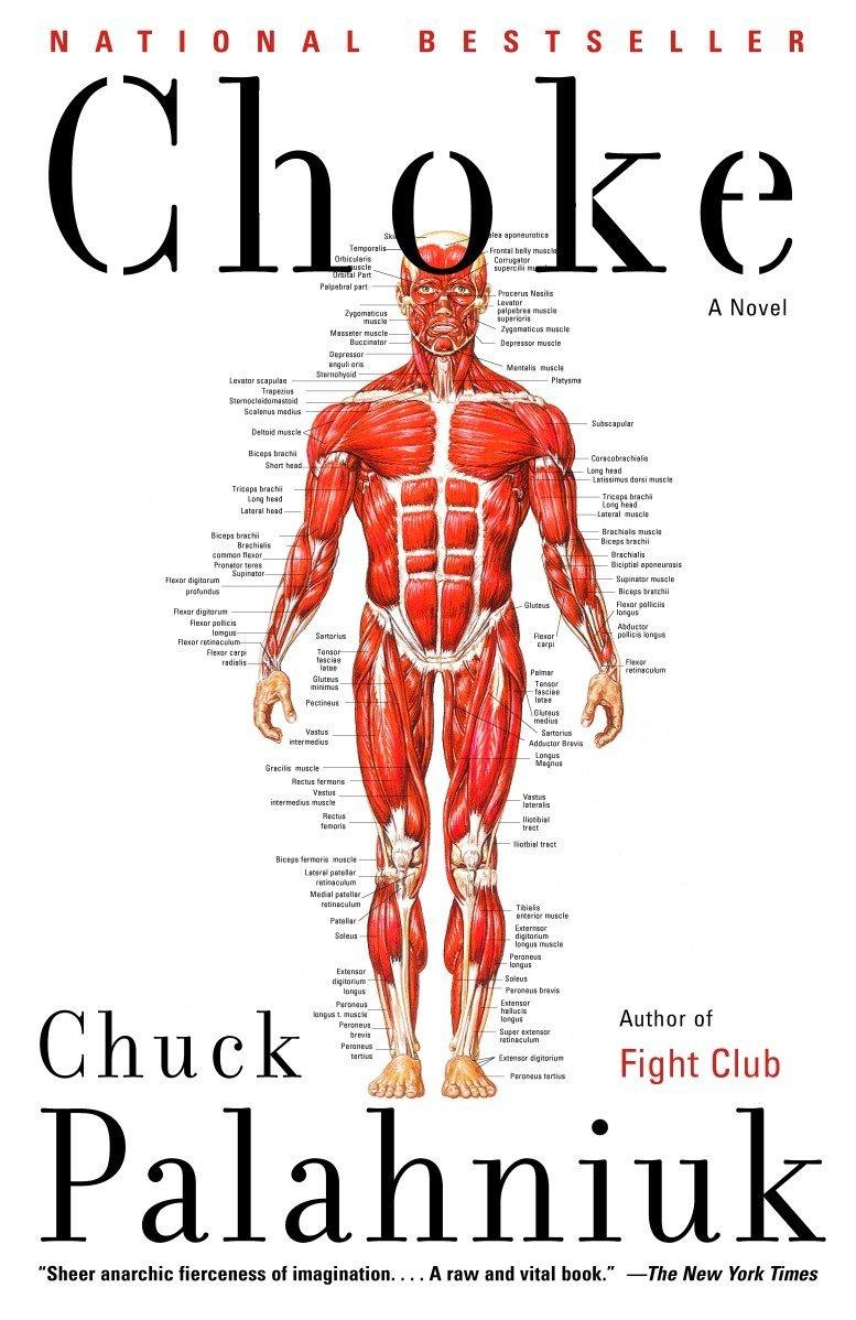Amazon.com: Choke (9780385720922): Palahniuk, Chuck: Books