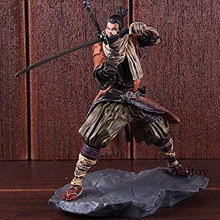 Shinobi Statue From Sekiro Shadows Die Twice Collector Edition Figure Toy No Box