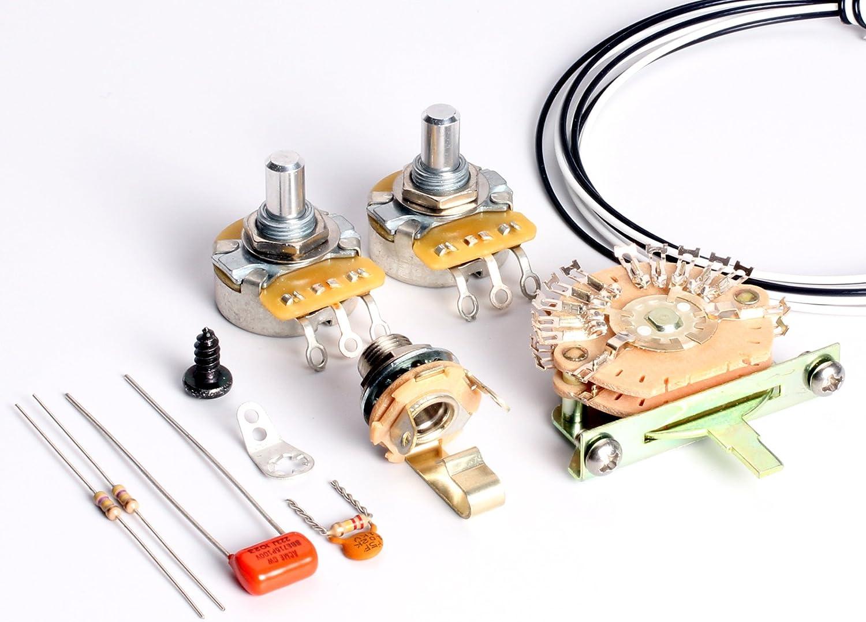 Fender Blacktop Stratocaster Hs Wiring