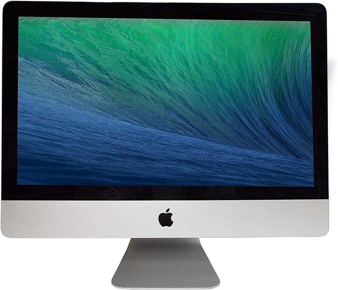 Apple iMac MC309LL/A 21.5-Inch 500GB HDD Desktop - (Renewed)