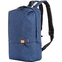 Haweel 10L Anti-Theft Backpack, Classic Simple School Bag Colorful Unisex Waterproof Minimalist Urban Backpack Leisure Chest Pack(Dark Blue) - Mochila de 10 litros de Capacidad