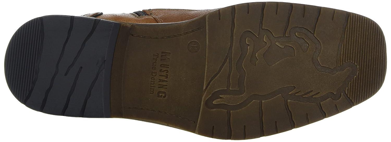 Mustang Herren (Kastanie) 4118-602-301 Klassische Stiefel Braun (Kastanie) Herren a231f4