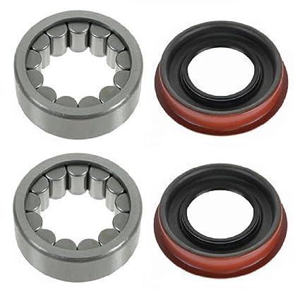 Amazon com: PAIR Rear Left And Right Wheel Bearing & Seal