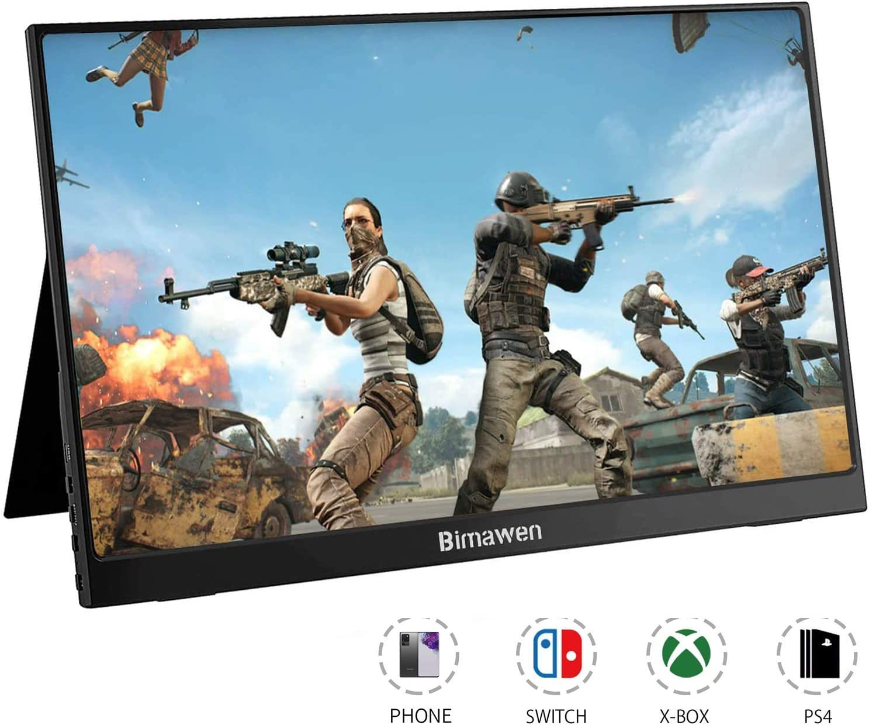 Ultra-Thin 1080p Portable Monitor