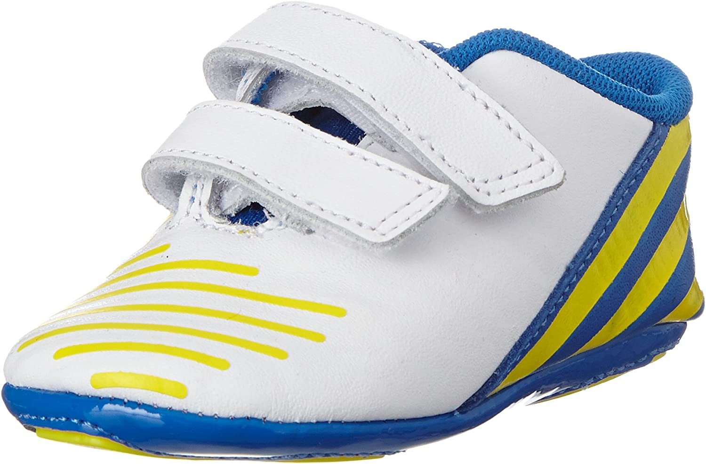 adidas Predator Crib First Walking Shoes unisex-baby multi ...