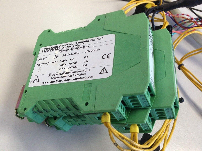 NEW ABB 3HAC021749-001 3HAC CABLE HARNESS PSR-SCP-24UC//URM//5X1//2X2 2963747