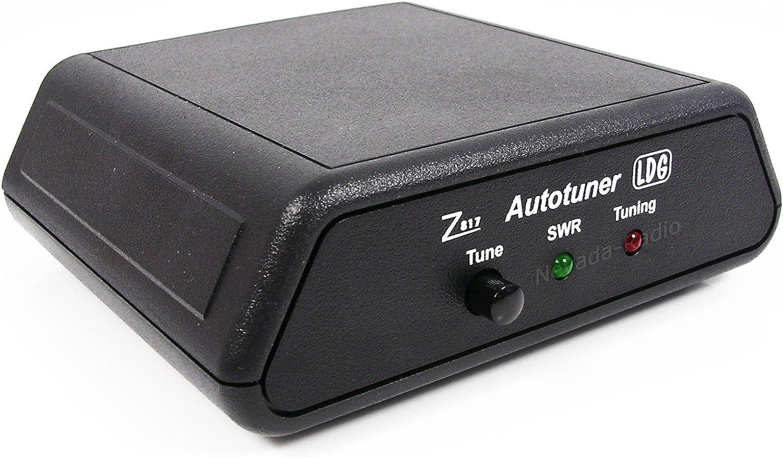 Automatische Antenne Ldg Z 817 Qrp Stimmgerät Für Yaesu Ft817 Elektronik
