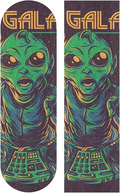 Enjoi Skateboard Grip Tape Sheet 9 x 33 Repeater Multi