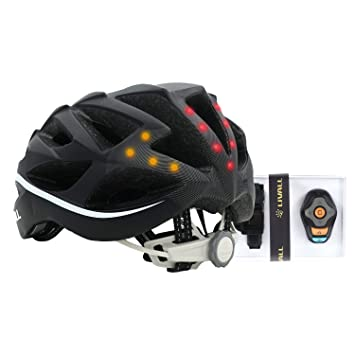 Funci/ón de Llamada y Sos Bicicleta Casco Intermitente Sistema de Navegaci/ón LIVALL bh62/M/úsica luz Trasera