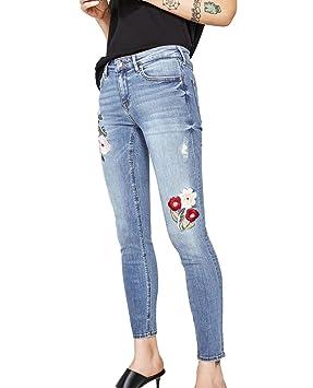 Womens jeans Mena UK Flor de la Vendimia de Las Mujeres ...
