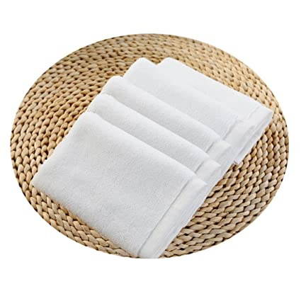 Lusso Hotel & Spa toallas de baño toallas, blanca