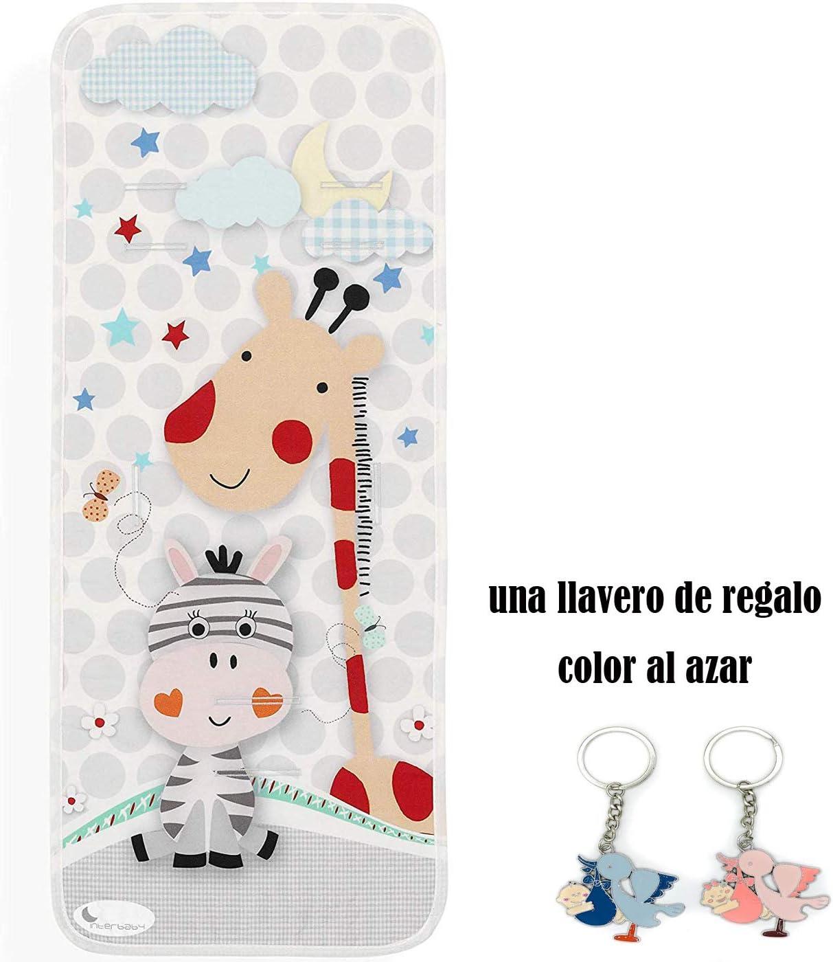 caba/ña indio azul Colchoneta silla paseo universal transpirable de algodon