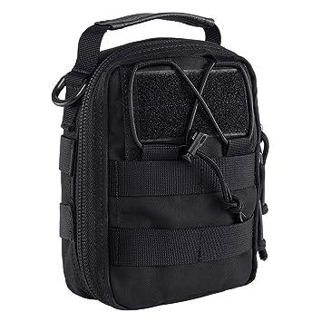 Amazon.com: IDOGEAR Bolsa táctica EMT MOLLE bolsa médica de ...