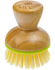 Full Circle Bubble Up Replacement Dish Brush, Green
