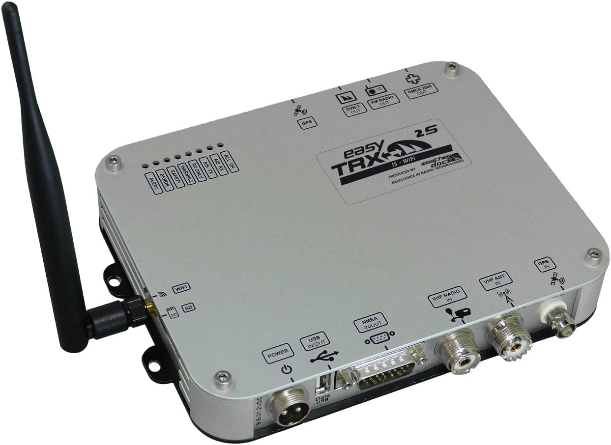 weatherdock – a149 AIS transpondedor easytrx2s de IS de Wifi ...