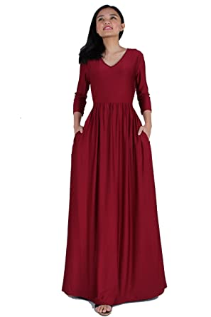 aa1b5f5e2335 Women Maxi Dress Plus Size Clothing Beach Wedding Guest Party Cocktail  Evening Ball Gown Gala (