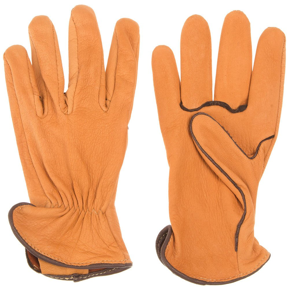 Geier Glove Co Geier Lined Deerskin Driving Gloves 10.5