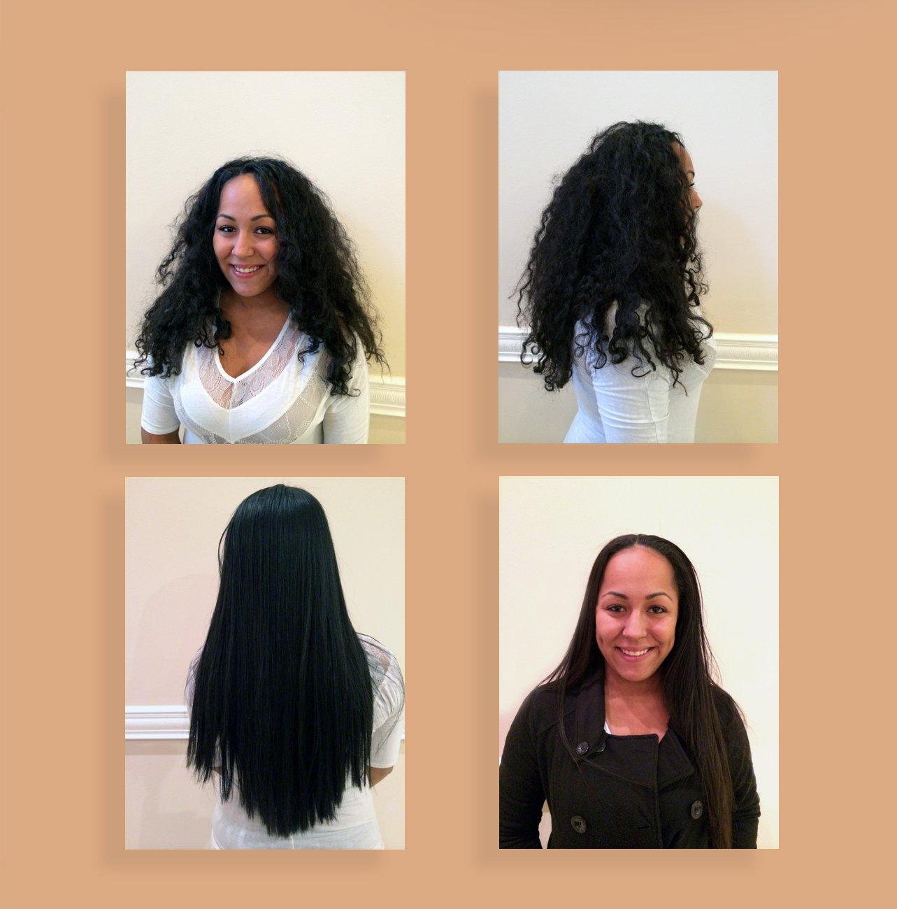 Keratin Forte Plus, Extra Strength Hair Treatment 4 Bottles 1000ml Kit by Keratin Research (Image #3)