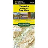 Yosemite National Park Day Hikes (National Geographic Topographic Map Guide (1704))