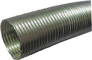 """A058/5 Semi-Rigid Flexible Aluminum Duct (5"""" X 8')"""