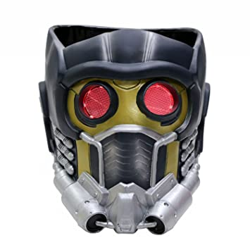 Nexthops Star Lord Casco Cosplay de Guardianes de la Galaxia ...