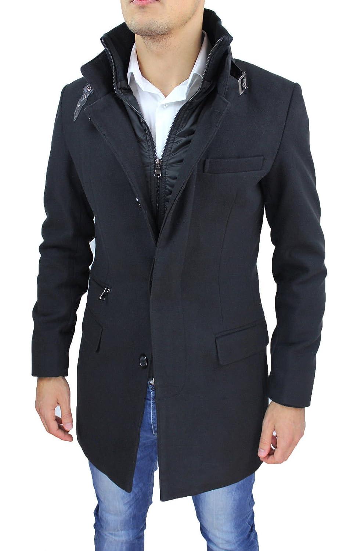 Giacca cappotto uomo