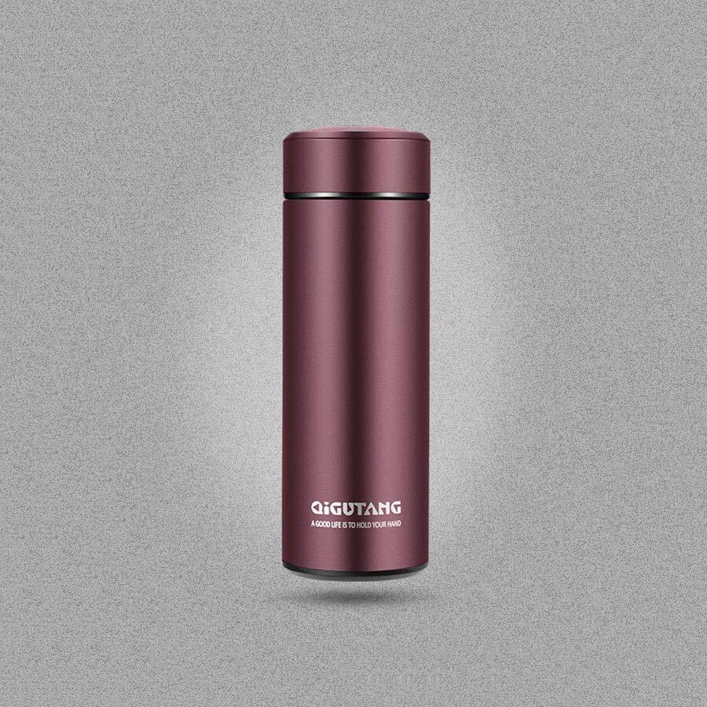 FF Vakuumflasche Männer Weibliche Edelstahl Tasse Tragbare Geschäfts Tee Tasse