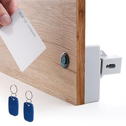 Genial BestgoBest RFID Electronic Cabinet Lock Hidden DIY For Drawer Cabinet