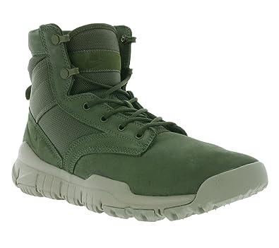 Herren NSW Stiefel Boots Grün NIKE SFB 6' Leather Schuhe zqMUSVpG