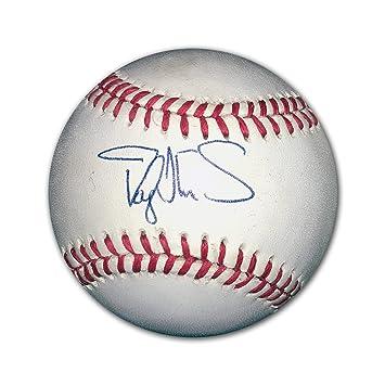 Desconocido Darryl Strawberry - Balón de béisbol con autógrafo de ...